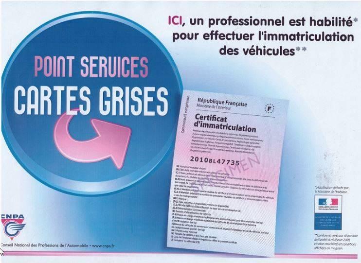 service carte grise montpellier service carte grise Nord de montpellier proche saint gely du fesc